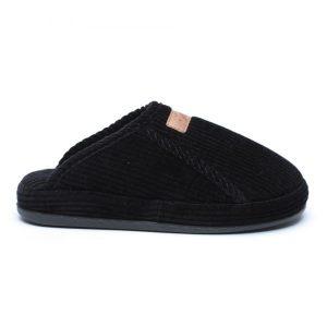 נעלי בית טבע נאות לגברים Teva naot Goren - שחור