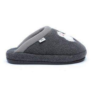 נעלי בית טבע נאות לנשים Teva naot Gil Sheep - אפור