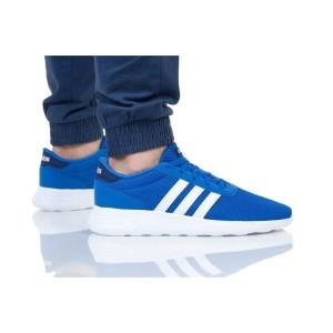 נעליים אדידס לגברים Adidas  Lite Racer - כחול/לבן
