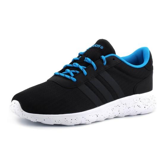 מוצרי אדידס לגברים Adidas  Lite Racer - שחור