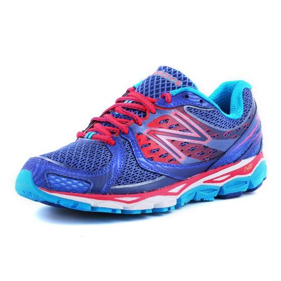 נעלי הליכה ניו באלאנס לנשים New Balance  W1080 V3 - כחול