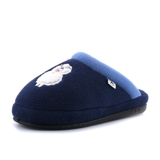 נעלי בית דפנה לנשים Dafna Gil Sheep - אפור