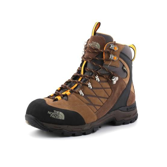 מוצרי דה נורת פיס לגברים The North Face Verbera Hiker II GTX - חום
