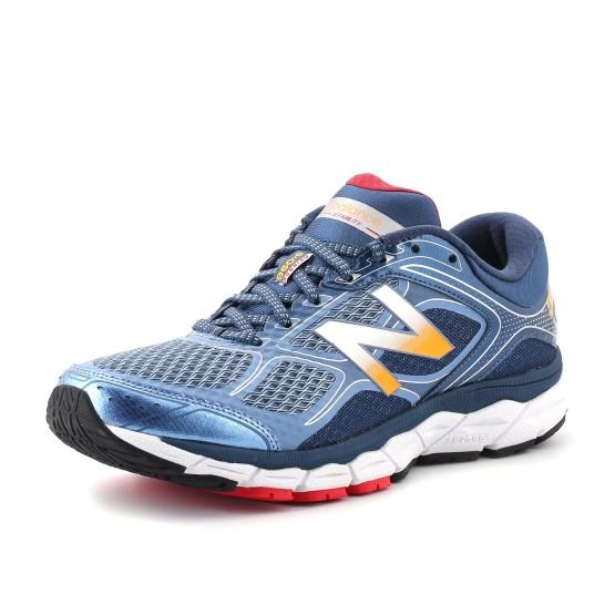 מוצרי ניו באלאנס לגברים New Balance  M860 V6 - כחול