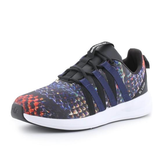 נעליים אדידס לגברים Adidas SL Loop Racer - צבעוני