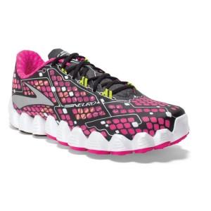 נעלי הליכה ברוקס לנשים Brooks Neuro - ורוד