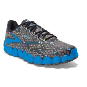 נעליים ברוקס לגברים Brooks Neuro - שחור/כחול