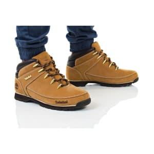 נעלי הליכה טימברלנד לגברים Timberland Euro Sprint Hiker - חום