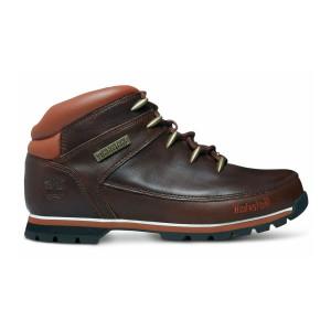 נעלי הליכה טימברלנד לגברים Timberland Euro Sprint Hiker - שחור/חום