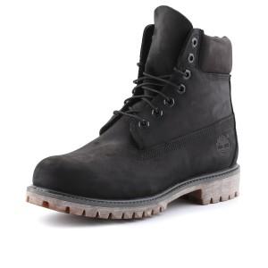 נעלי הליכה טימברלנד לגברים Timberland 6Inch Premium - שחור