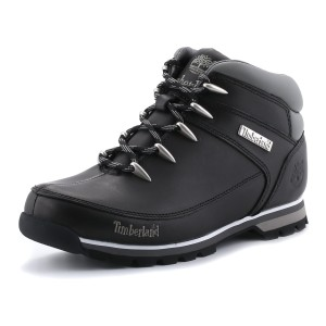 מוצרי טימברלנד לגברים Timberland Euro Sprint Hiker - שחור