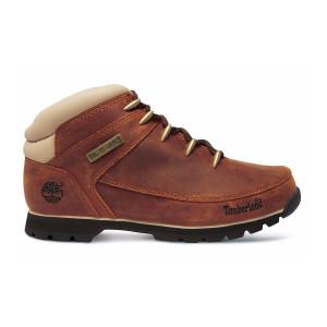 נעלי הליכה טימברלנד לגברים Timberland Euro Sprint Hiker - חום/בז'