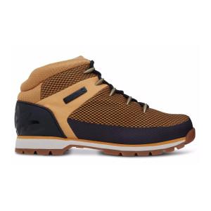 מוצרי טימברלנד לגברים Timberland Euro Sprint Hiker - חוםכחול