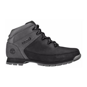 מוצרי טימברלנד לגברים Timberland Euro Sprint Hiker - אפור/שחור