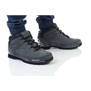 נעלי הליכה טימברלנד לגברים Timberland Euro Sprint Hiker - אפור