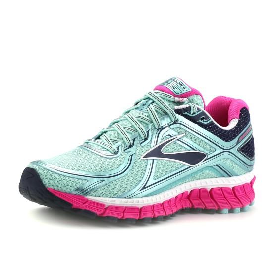 נעליים ברוקס לנשים Brooks Adrenaline GTS 16 - ורוד