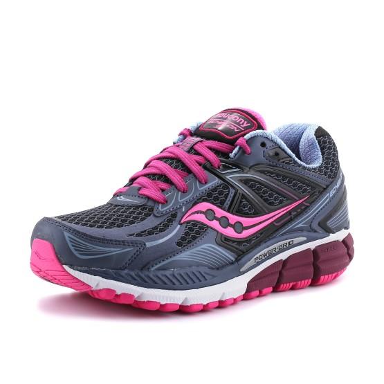 נעלי הליכה סאקוני לנשים Saucony Echelon 5 - אפור