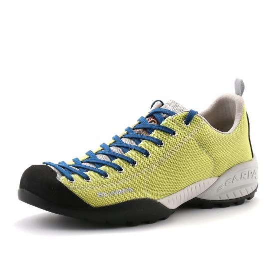 נעלי הליכה Scarpa לנשים Scarpa Mojito Fresh - צהוב