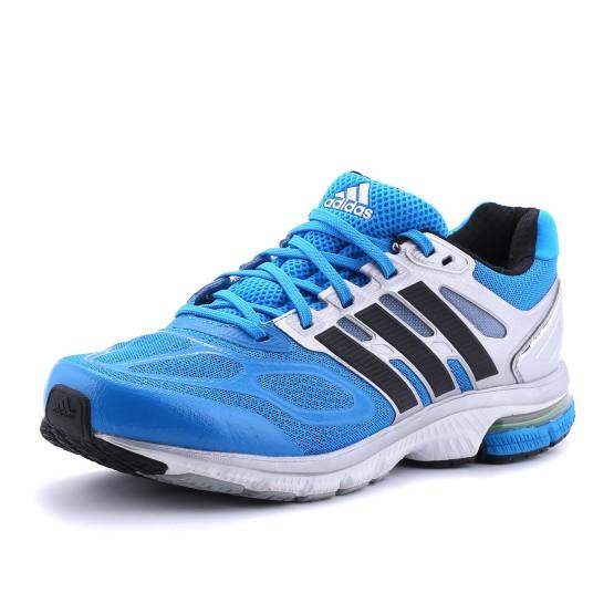 מוצרי אדידס לגברים Adidas Supernova Sequence 6 - אפור/כחול