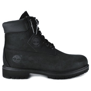 נעלי הליכה טימברלנד לגברים Timberland 6Inch Premium - שחור מלא