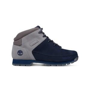 מוצרי טימברלנד לגברים Timberland Euro Sprint Hiker - אפור/כחול