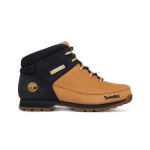 נעלי הליכה טימברלנד לגברים Timberland Euro Sprint Hiker - חום/שחור