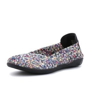 נעלי נוחות ברני מב לנשים Bernie Mev Catwalk - צבעוני בהיר