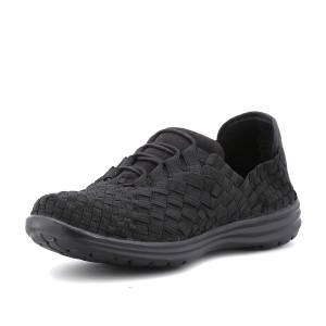 נעלי הליכה ברני מב לנשים Bernie Mev Victoria - שחור מלא
