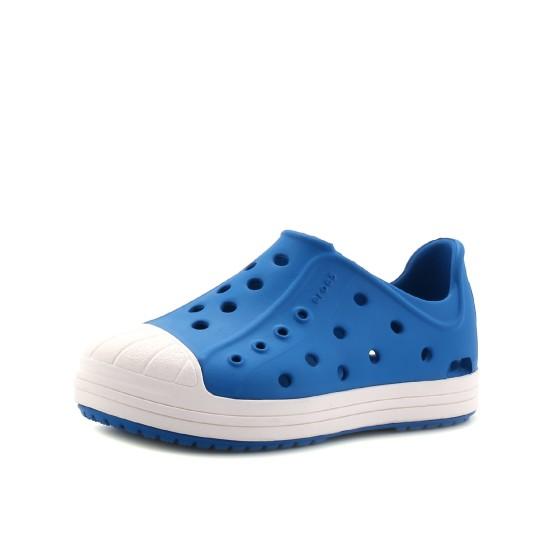 מוצרי Crocs לילדים Crocs Bump It Shoe - כחול