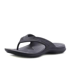 מוצרי Crocs לגברים Crocs Crocs Modi Sport Flip - שחור/אפור