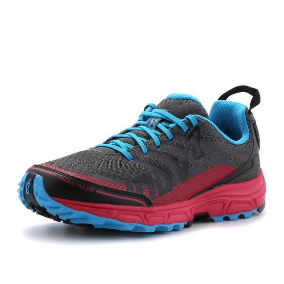 נעליים אינוב 8 לנשים Inov 8 Race Ultra 290 - אפור/אדום