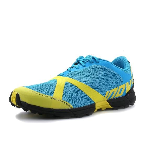 נעליים אינוב 8 לגברים Inov 8 Terraclaw 220 - כחול/צהוב