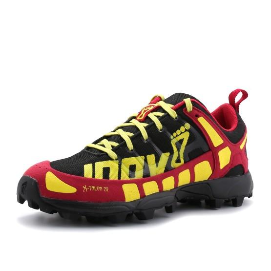 נעליים אינוב 8 לנשים Inov 8 X-Talon 212 - שחור/אדום