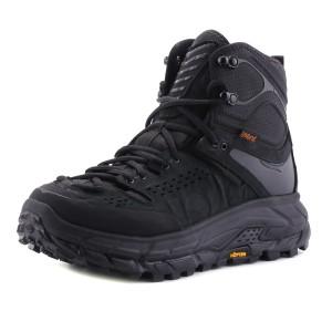 נעלי הליכה הוקה לגברים Hoka One One Tor Ultra Hi W - שחור מלא