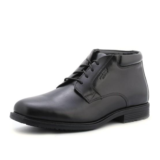 מוצרי רוקפורט לגברים Rockport Esntial DTL WP Chukka - שחור