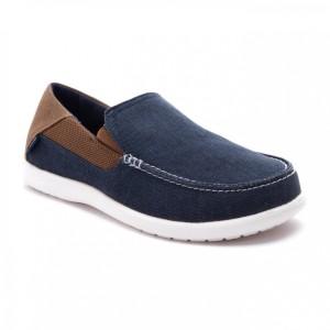 מוצרי Crocs לגברים Crocs Santa Cruz 2 Luxe - כחול