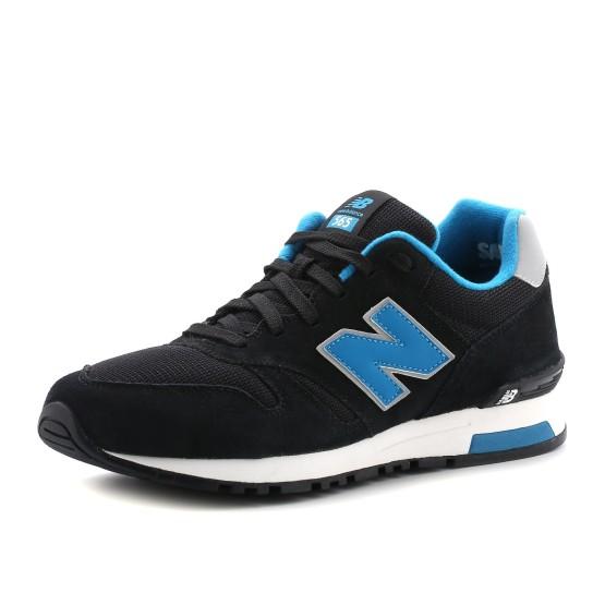 מוצרי ניו באלאנס לגברים New Balance ML565 - שחור/כחול