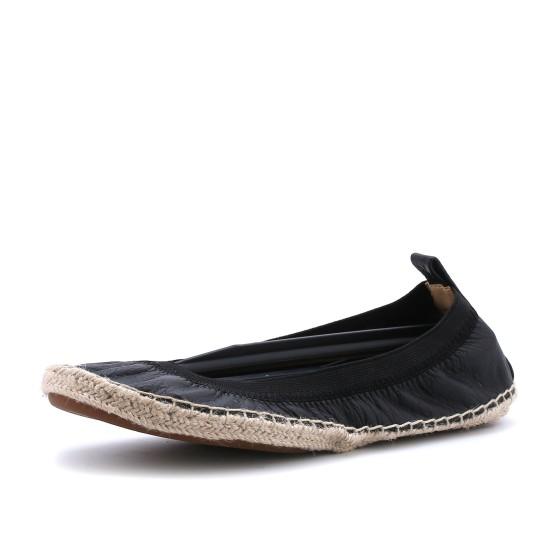 מוצרי יוסי סמרה לנשים Yosi Samra Ballerina 208 - שחור