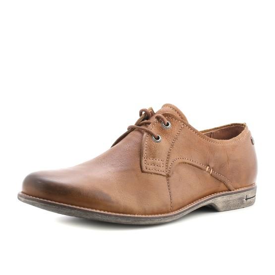 נעליים אלגנטיות סניקי סטיב לגברים Sneaky Steve Billow Low - חום בהיר