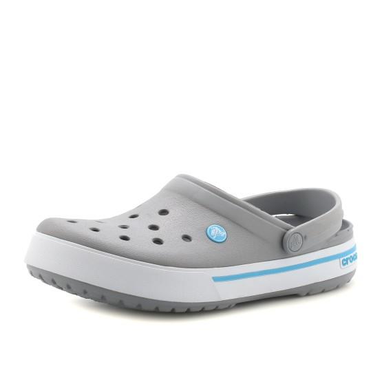 כפכפים Crocs לנשים Crocs Crocband II.5 Clog - אפור