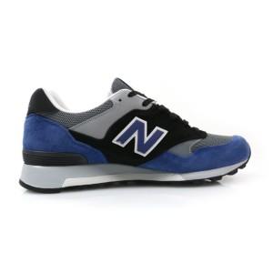נעלי הליכה ניו באלאנס לגברים New Balance M577 - כחול/שחור