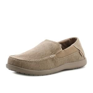מוצרי Crocs לגברים Crocs Santa Cruz 2 Luxe - בז'