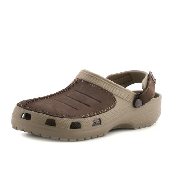מוצרי Crocs לגברים Crocs Yukon Mesa Clog - חום