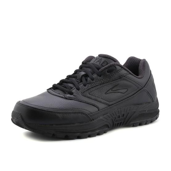 נעלי הליכה ברוקס לגברים Brooks Dyad Walker - שחור מלא