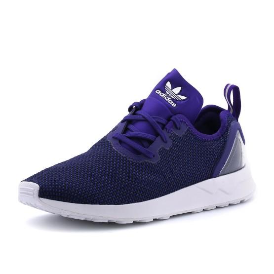 נעליים אדידס לגברים Adidas ZX Flux ADV Asym - כחול כהה