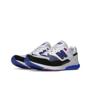 נעלי הליכה ניו באלאנס לגברים New Balance MVL530 - כחול/לבן