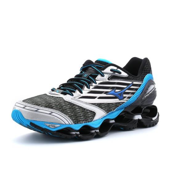 נעליים מיזונו לגברים Mizuno Wave Prophecy 5 - אפור