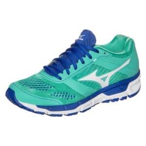 נעליים מיזונו לנשים Mizuno Synchro MX - טורקיז