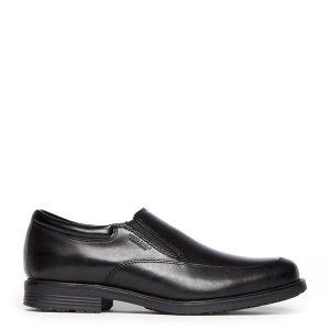 נעלי אלגנט רוקפורט לגברים Rockport Essential  Slip On - שחור