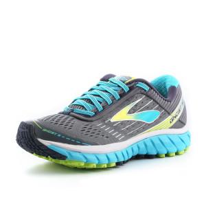 נעליים ברוקס לנשים Brooks Ghost 9 - אפור